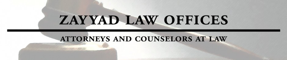 Criminal Defense*Traffic*Immigration Matters* Contracts*Real Estate
